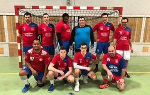 ENL2 Match contre Trainou
